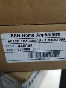 446048 Bosch Dishwasher Control Board