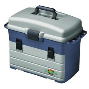 Flambeau 7020ZR Front Load Hard Kwikdraw Tackle Box 3 Tuff Tainers