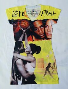Love & Basketball T shirt Dress movie sport 2000