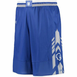 Under Armour Seton Hall Pirates Royal Replica Basketball Shorts - College
