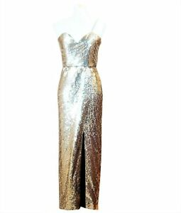 1991 Chanel Haute' Couture Golden Crystal Spider Dress