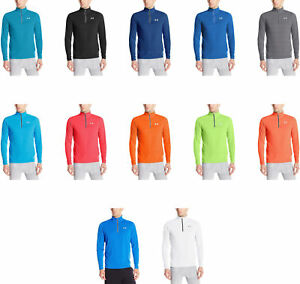 Under Armour Men's Threadborne Streaker 14 Zip 17 Colors