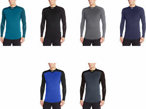 Under Armour Men's ColdGear Armour Elements Mock 8 Colors