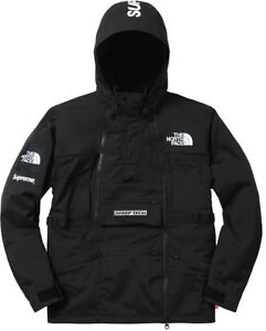 Supreme x TNF The North Face Steep Tech Jacket Black Size: Large -Rare-