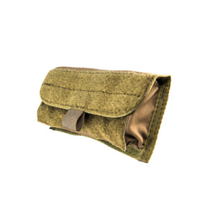 High Speed Gear 13SP00OD Olive Drab Belt-Mount Shot Shell Pouch Holds 12 Shells
