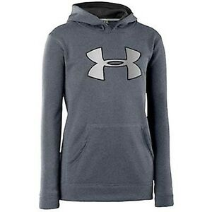 Under Armour Storm Big Logo YOUTH Kids Hoodies Hooded Sweatshirts 1240249 NEW!
