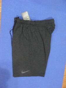 Men's Nike Dri Fit Shorts 817417 010 Size S~2XL