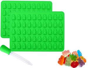Gummy Bear Chocolate Molds and Candy Making Molds