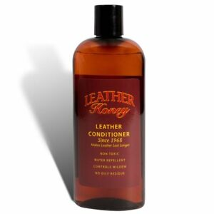 Leather Honey Leather Conditioner, Made in the USA Since 1968