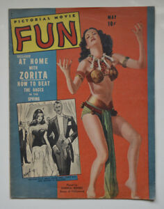 1942 PINUP BURLESQUE DANCING RISQUE GGA FEMALE WRESTLING VTG BRUNO OF HOLLYWOOD