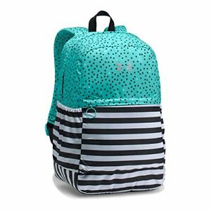 Under Armour Girls Favorite Backpack Blue InfinityBlack One Size