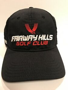 FAIRWAY HILLS GOLD CLUB HAT COLUMBIA MARYLAND UNDER ARMOUR NEW WITH TAGS PGA