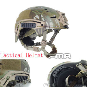 Multicam FMA EX Tactical BUMP Fast Helmet Military Hunting Airsoft Headwear