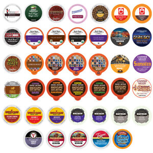 BOLD & DARK ROAST COFFEE For Keurig K Cup Variety Pack Sampler, 40 Count