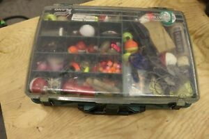 Huge Lot Of Fishing Lures tackel box FREE SHIPPING