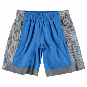 Under Armour UCLA Bruins Youth Blue Isolation Performance Shorts - College