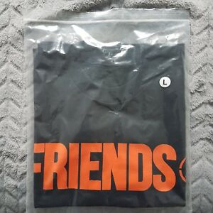 VLONE Friends London Pop-Up DS T-Shirt not A-COLD-WALL ASAP MOB NIKE SUPREME