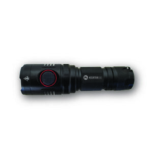 Mountian Lab X1000 Tactical Flashlight GoPro Mounted Rechargeable mtn-lab-x1000