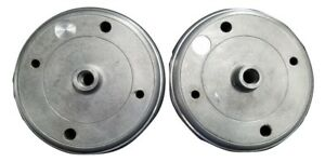 Lot of 2 - Original Clarke Edger Disc Pad for S7R S-7R Super 7 R (Part # 21066A)