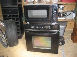 microwave/oven built in combinations