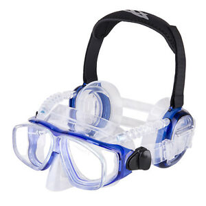 IST ProEar Pressure Equalization Mask with Watertight Ear Cups $102.00