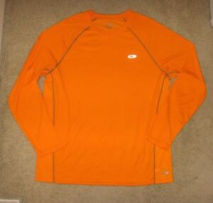 Men's C9 Champion Duo Dry Athletic Fitness Running Gym Exercise Workout Shirt XL