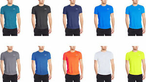 Under Armour Men's CoolSwitch Run Short Sleeve 10 Colors