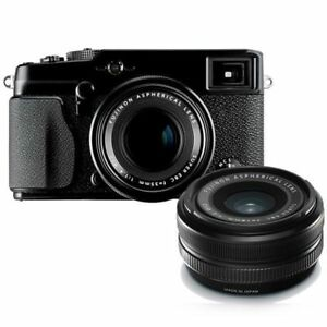 USED Fujifilm X-Pro1 with XF 18mm f2 and XF 35mm f1.4 Excellent FREE SHIPPING