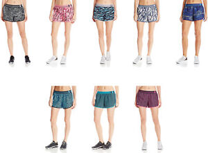 Under Armour Women's Printed Perfect Pace Shorts 8 Colors