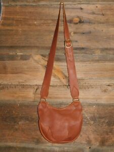 LEATHER MUZZLELOADER POSSIBLES BAG