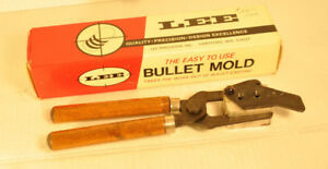 Lee Lead Bullet Mold Double Cavity 50 cal 320 Gr. R-E-A-L Mold NO RESERVE