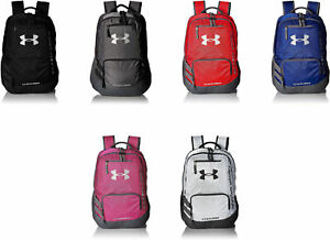 Under Armour Unisex Team Hustle Backpack 6 Colors