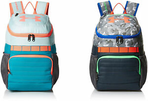 Under Armour Unisex Kids' Large Fry Backpack 2 Colors