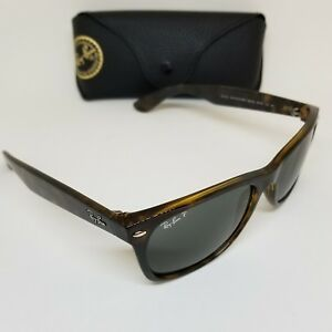 RAY-BAN POLARIZED 2132 SUNGLASSES – BEAUTIFUL DESIGN – AUTHENTIC (A75)