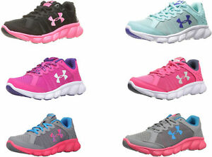 Under Armour Girls' Pre School Assert 6 Shoes 6 Colors