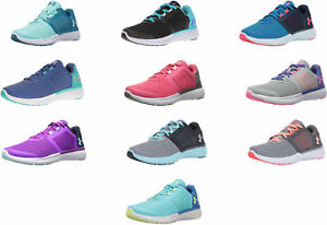 Under Armour Girls' Grade School Micro G Fuel Shoes 10 Colors