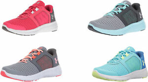 Under Armour Girls' Pre School Micro G Fuel Shoes 4 Colors