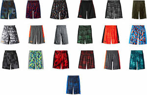 Under Armour Boys' Instinct Printed Shorts 19 Colors