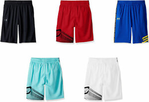 Under Armour Boys' SC30 Shorts 6 Colors