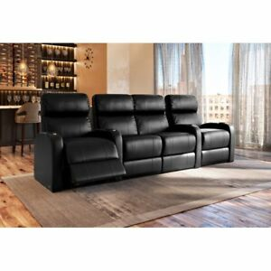 Octane Diesel XS950 4 Seater Middle Loveseat Home Theater Seating