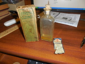 WINCHESTER CRYSTAL CLEANER WITH ORIGINAL BOX 3 Oz