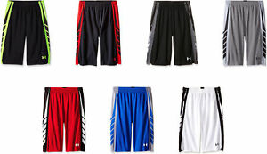 Under Armour Boys Select Basketball Shorts 7 Colors