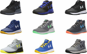 Under Armour Boys' Pre School Jet Shoes 2017 9 Colors