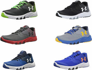 Under Armour Boy's Primed 2 Running Shoes 6 Colors
