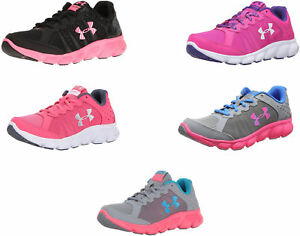 Under Armour Girls' Grade School Micro G Assert 6 Shoes 5 Colors