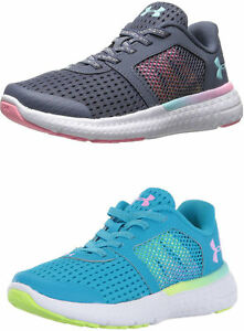Under Armour Girls' Pre School Micro G Fuel Prism Alternate Lace Shoes 2 Colors
