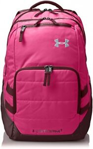 Under Armour Unisex Storm Camden II Backpack Rebel PinkOx Blood One Size