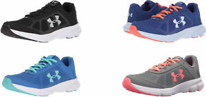 Under Armour Girls' Rave 2 Sneakers 4 Colors