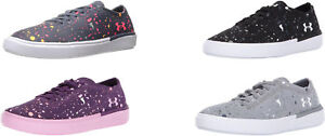 Under Armour Girls' KickIt2 Splatter Shoes 4 Colors