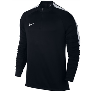 Nike Squad Drill Top Black